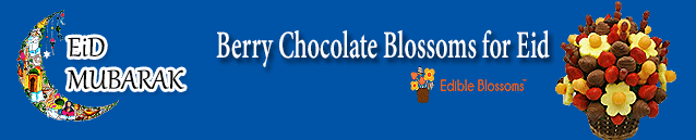 Berry Chocolate Blossoms for eid (cover photo 1)